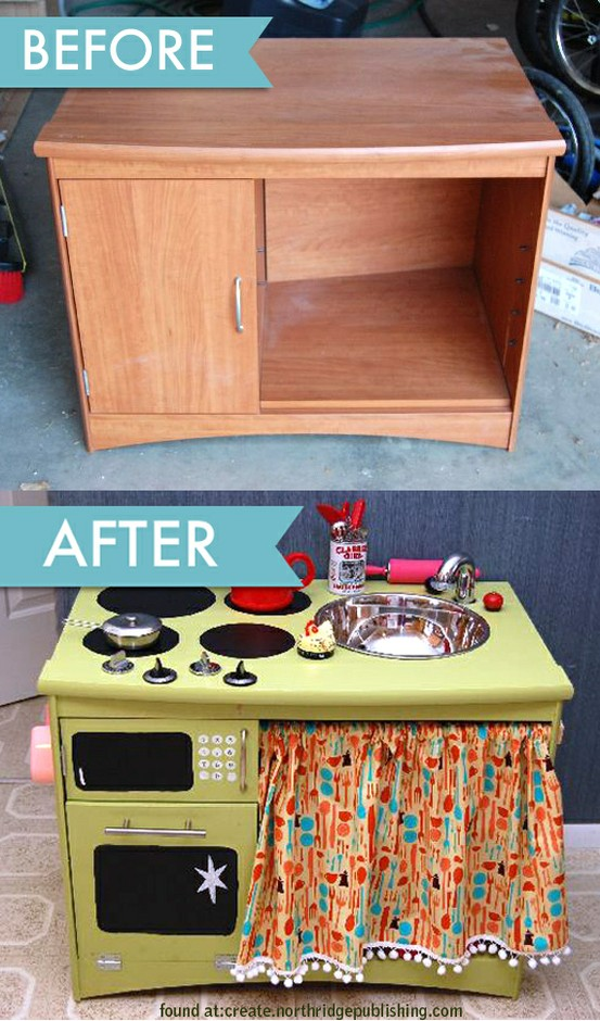 Upcycle us upcycling furniture into kids toys for Diy upcycle