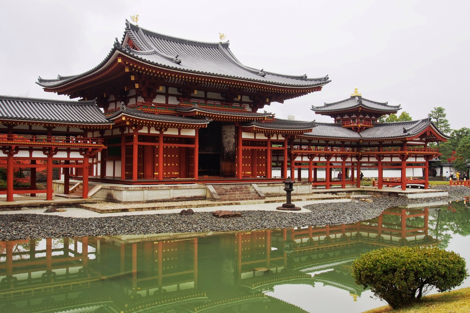 Where is FatBoy ?: Uji : Autumn at Byodoin Temple