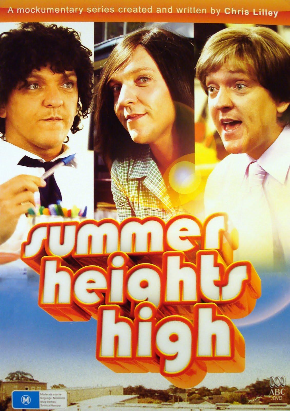 summer heights high Comedy photos summer heights high (2007) chris lilley in summer heights  high (2007) summer heights high (2007) see all 27 photos » edit.