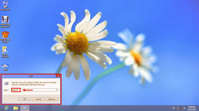Learn how to disable show or don't show hidden files and folders in windows 8 step2