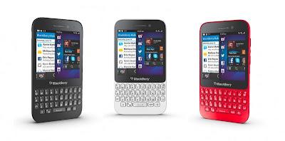 Blackberry acaba de presentar el nuevo Blackberry Q5, un terminal que pretende competir en los mercados emergentes con una pantalla de 3'1 pulgadas, el clásico teclado físico que caracteriza a los terminales de la compañía canadiense y el BlackBerry 10.1, la apuesta en términos de software de la compañía canadiense. BlackBerry Q5 ya es oficial. Enfocada en los mercados emergentes, Blackberry Q5 estará disponible en distintos colores y dispondrá de teclado físico QWERTY integrado que acompañará una pantalla táctil de 3'1 pulgadas. La nueva BlackBerry Q5 irá equipada con el último sistema operativo de la compañía: BlackBerry 10.1. Blackberry ha