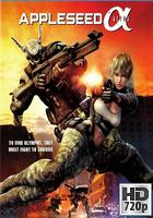 Appleseed Alfa (2014) BRrip 720p Latino-Ingles