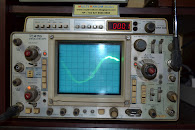 Oscilloscope TEKTRONIX 60 Mhz
