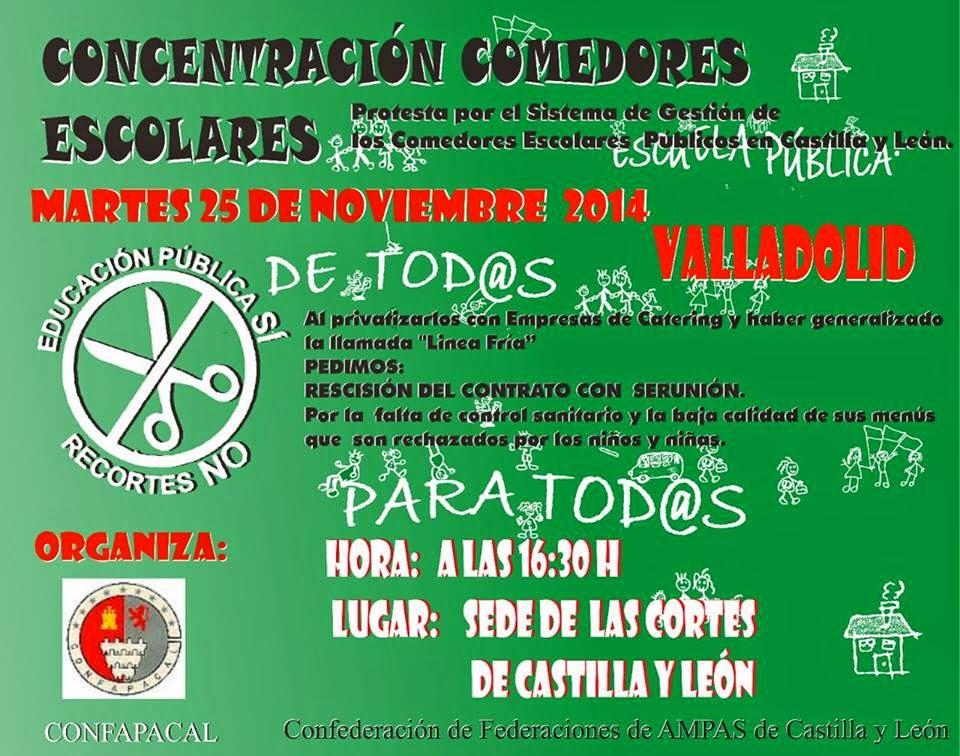 Awesome Comedores Escolares Valladolid Pictures - Casa & Diseño ...