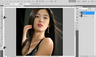 Tutorial Memperbaiki Warna Kulit Yang Tidak Rata Dengan Photoshop