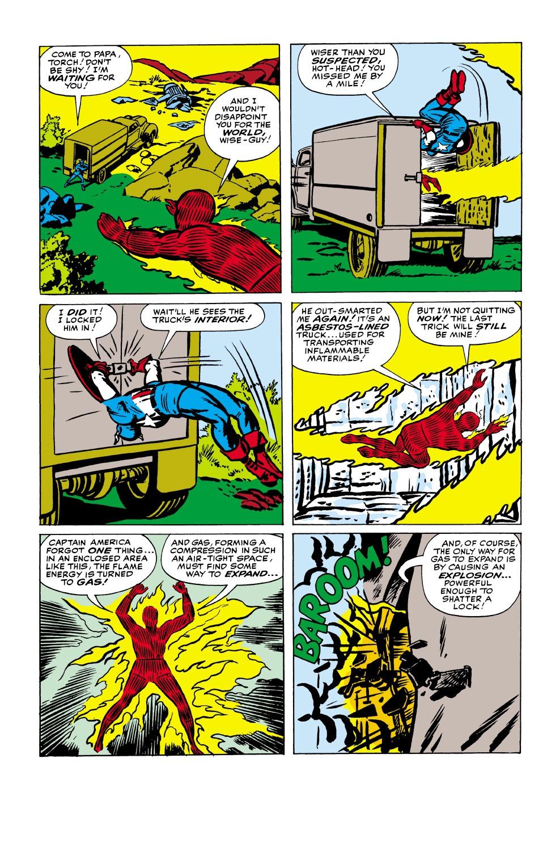 Captain America (1968) Issue #216 #130 - English 19