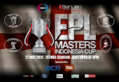 EPL Masters Indonesia Cup 2012