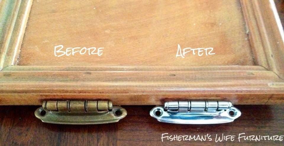Fisherman's Wife Furniture: Hinges & Knobs