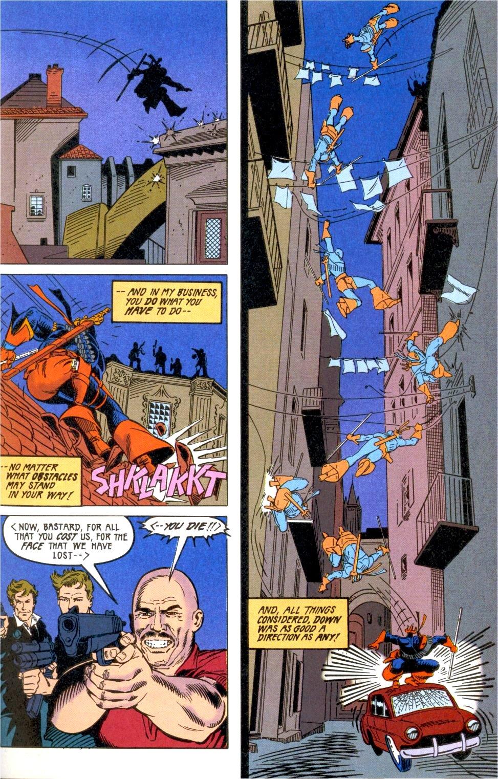 Deathstroke (1991) Annual 2 #2 - English 9