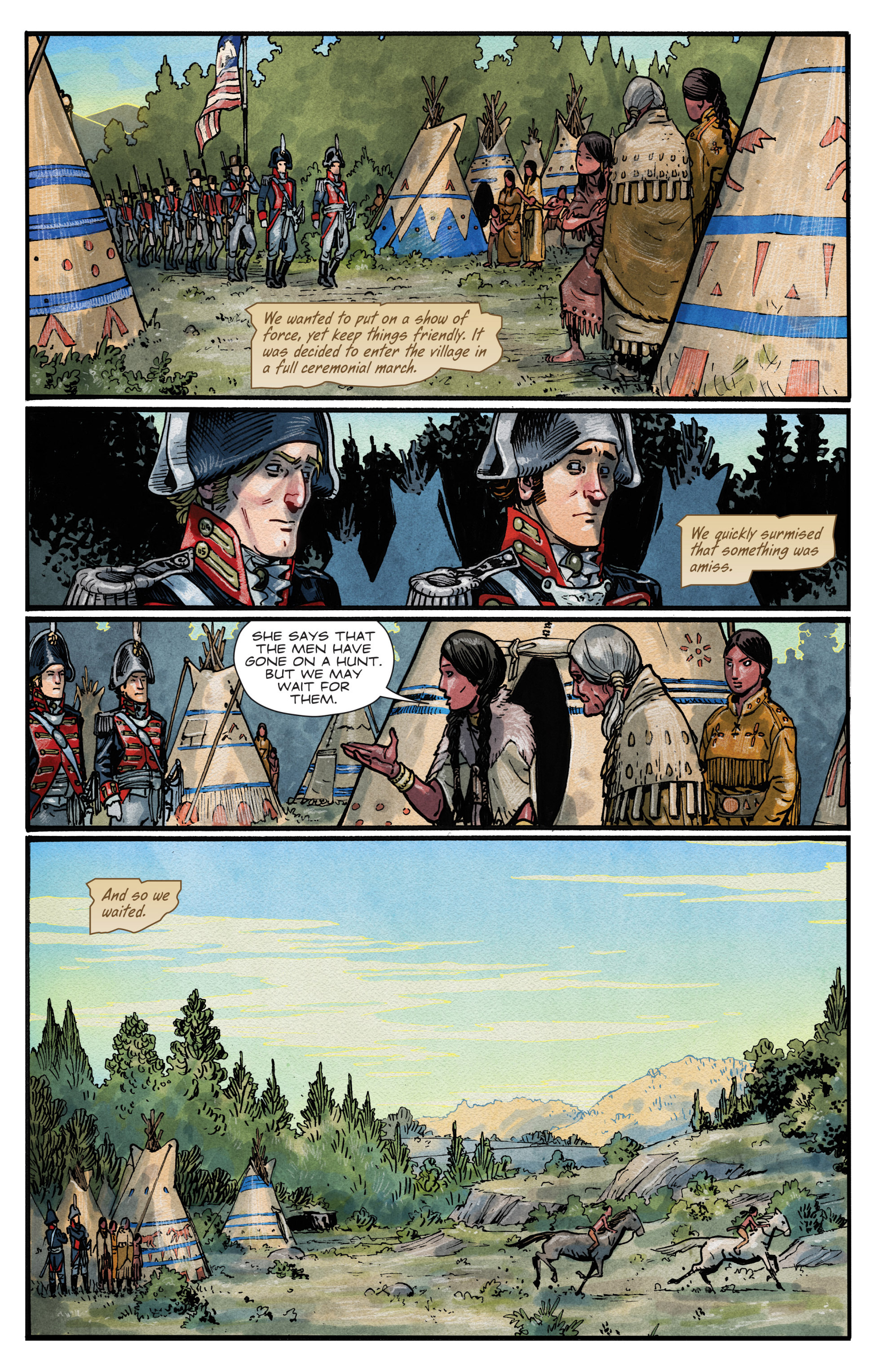 Manifest Destiny #_TPB_2 #42 - English 110