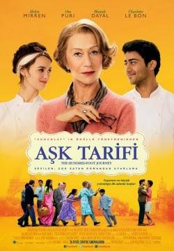 Aşk Tarifi – The Hundred Foot Journey 2014 izle