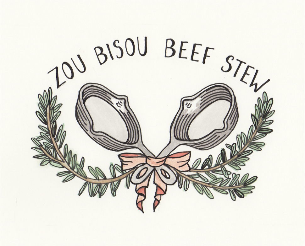 Zou Bisou Beef Stew