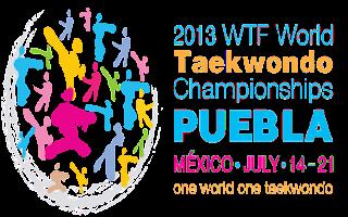 TAEKWONDO-Mundial Puebla (México) 2013