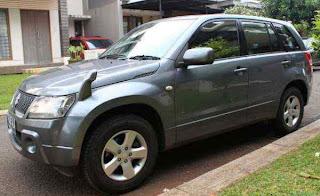 Jual Suzuki Grand Vitara 2007 | mobil bekas & rental mobil
