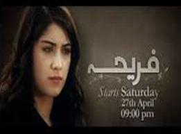 Fariha Episode 184 - Urdu1 - 01st January 2014 part 5