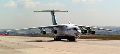 El Projecte de Construcció d'un Super Avió Rus