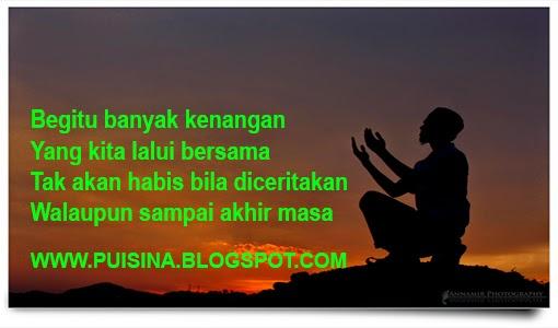 "Puisi Sahabat Sejati Untuk Selamaya ""Edisi Arjuna Linglung"""