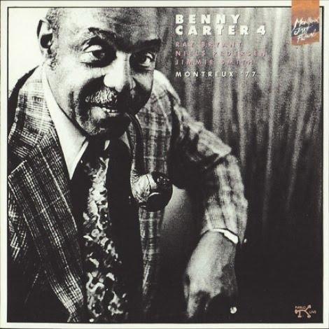 Benny Carter - Montreux '77