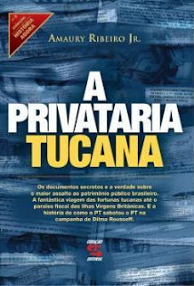 Download A Privataria Tucana   Amaury Ribeiro Junior