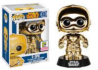 Funko Pop! C-3PO SDCC 2015