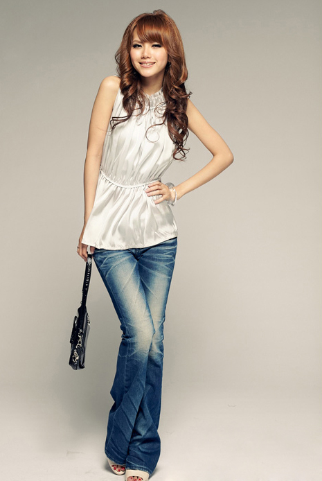 Moda Mujer y mas: Blusas de moda 2011-