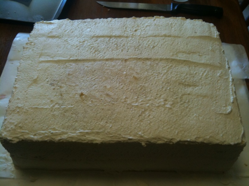 Cho Cake Ina Garten