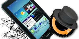 Install CWM untuk Samsung Galaxy Tab 2 7.0 P3100