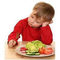 Những cách khắc phục tình trạng lười ăn ở trẻ