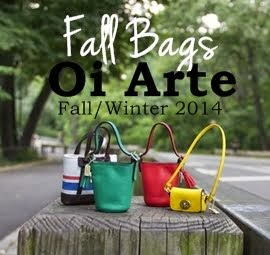 Fall Bags with Oi Arte...