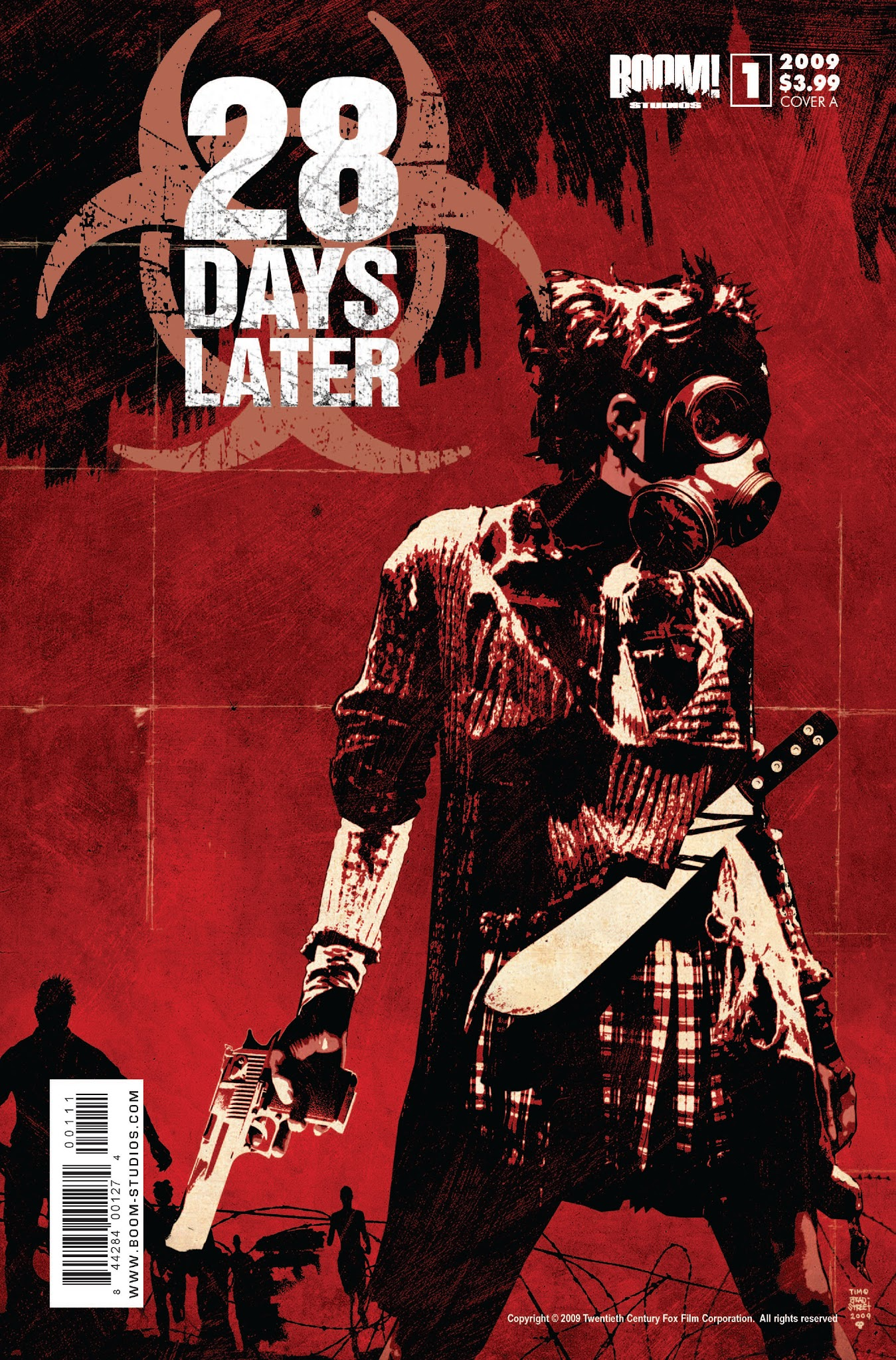 28 Days Later 1 Page 1