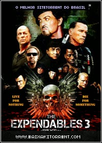 Capa Baixar Filme Os Mercenários 3 Legendado Torrent DVDScr (2014) Baixaki Download