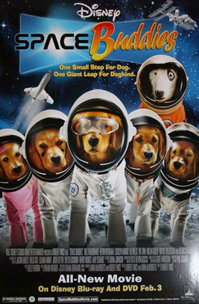 Watch  Space Buddies (2009) Hollywood Movie Online |  Space Buddies (2009) Hollywood Movie Poster