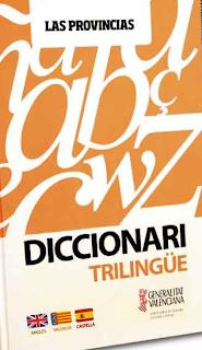 Diccionario Trilingüe - Las Provincias