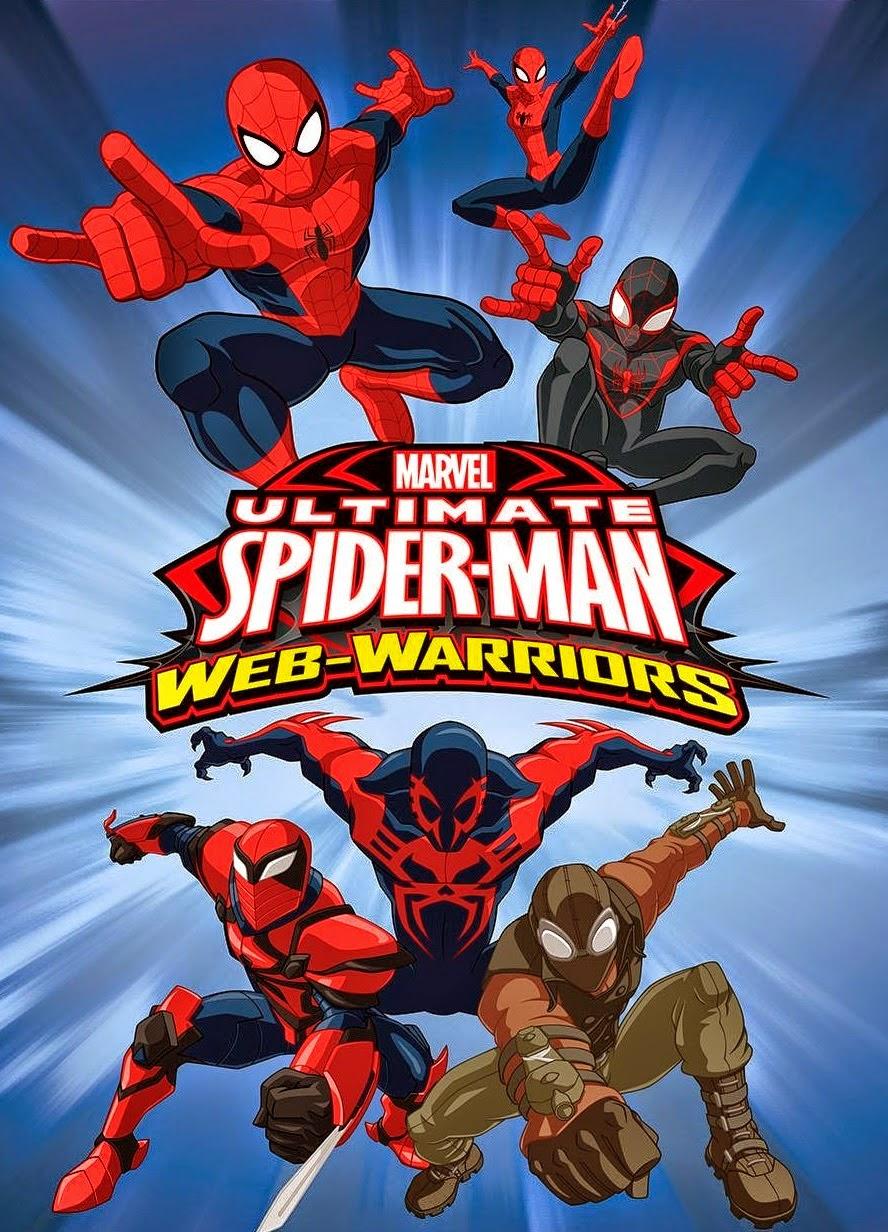 Marvel Universe: Ultimate Spider-Man: Web-Warriors - Swarm