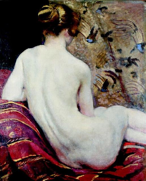 Wojciech Weiss nude