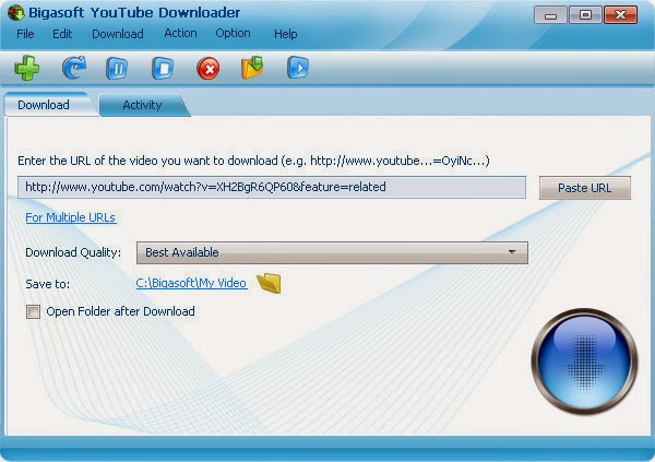 Bigasoft Video Downloader Pro 3.5.2 download
