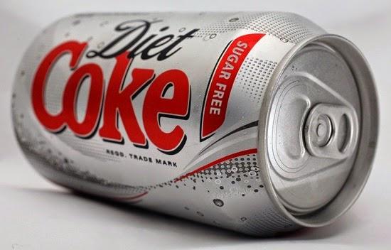 Avoid Diet soda to Prevent Breakouts