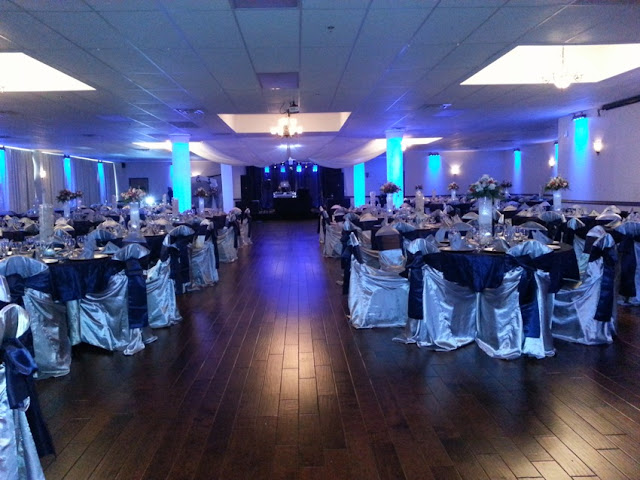 quinceanera ballrooms dallas