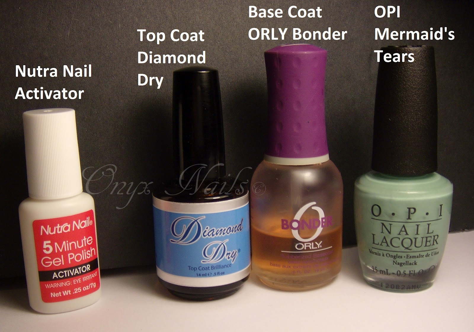 Onyx Nails: Longer Lasting Manicures