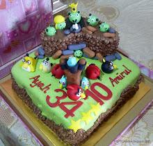 ::Birthday Cake ::