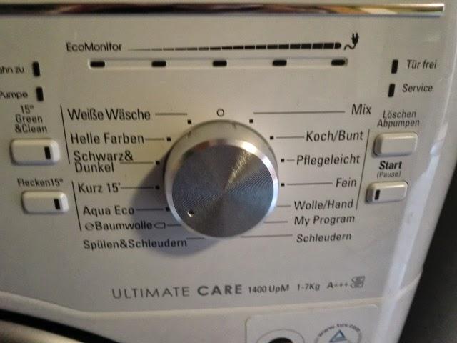 Meine neue waschmaschine bauknecht wa eco star 7 es im praxistest