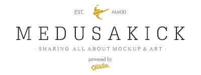 Medusakick | Free Mockup and Full-Service design