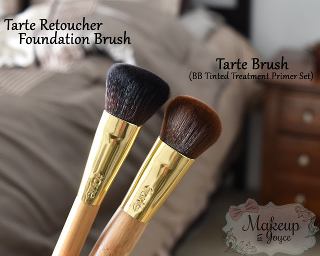 Tarte Retoucher Flawless Finish Bamboo Foundation Brush Review