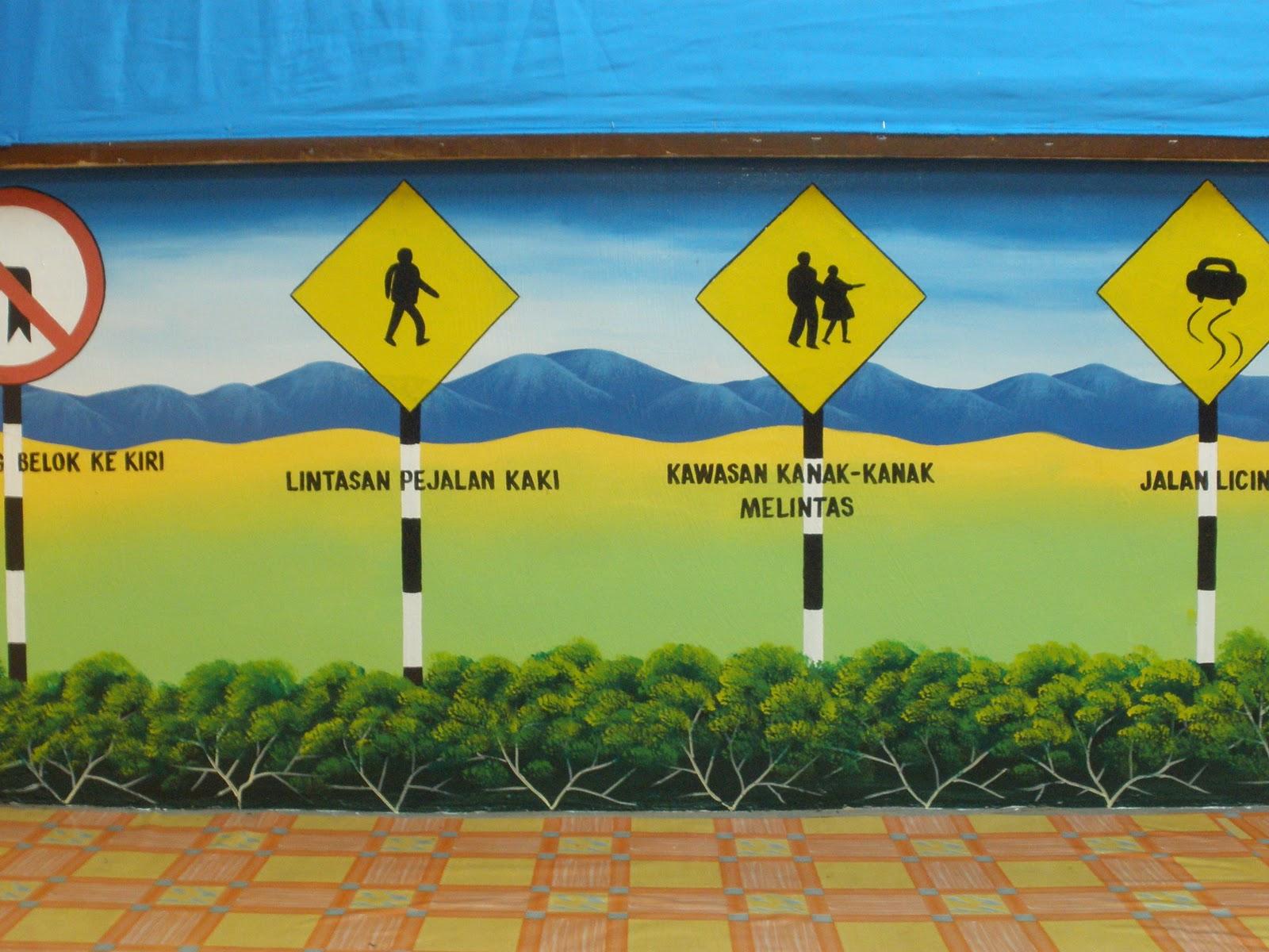Examples Of Mural Painting Of Mural Art Cetusan Idea Sample Image Mural Logo Visi
