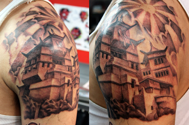 Tattoo Temple