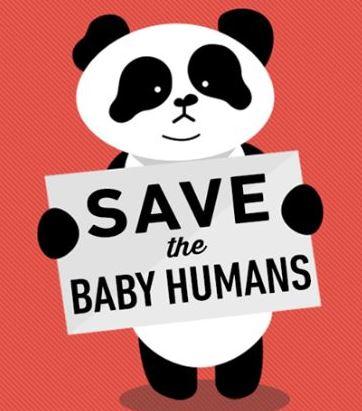 Apoia a Causa dos Pandas