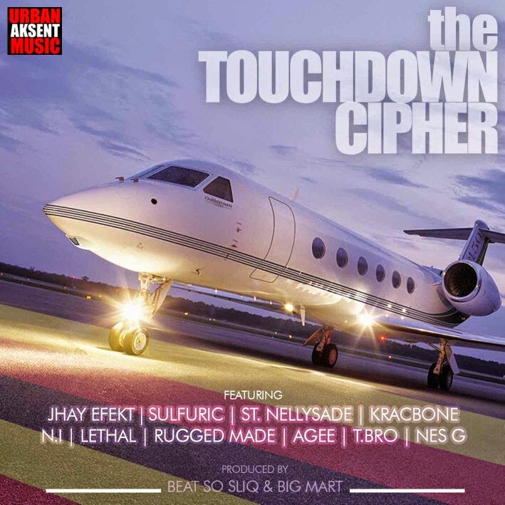 The Touch Down Cipher – Urban Aksent [DOWNLOAD]