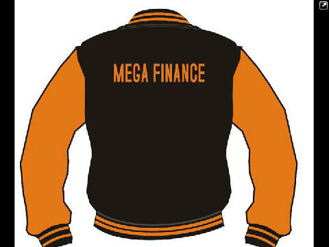 JAKET BASE BALL PESANAN MEGA FINANCE