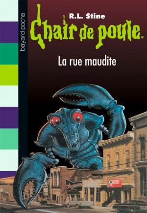 Chair De Poule 28 La Rue Maudite