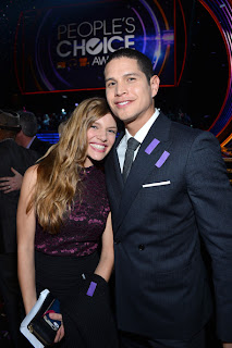 People's Choice Awards, Revolution. Spiridakos, Pardo